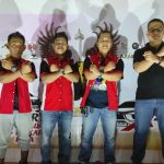 Obati Rindu Touring, X-MOC Riau Sambangi MOZAIC Celebration X-MOC Jakarta Raya 2.0